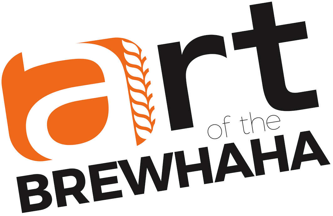 art of the brewhaha logo