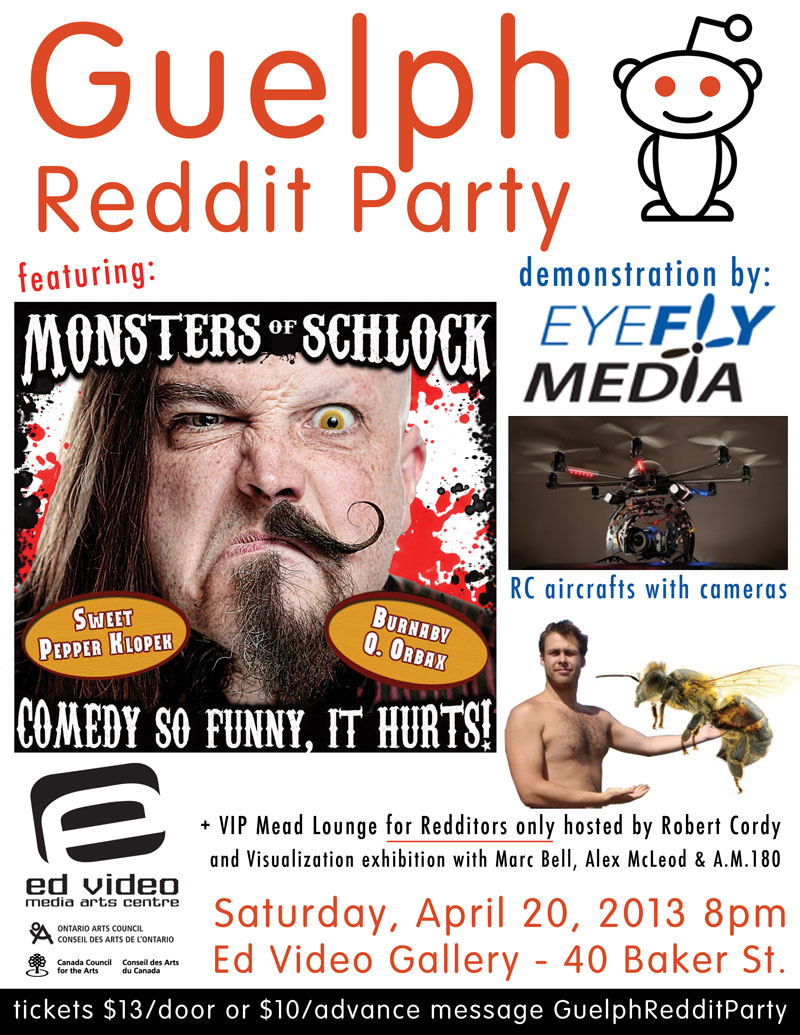 guelph reddit party